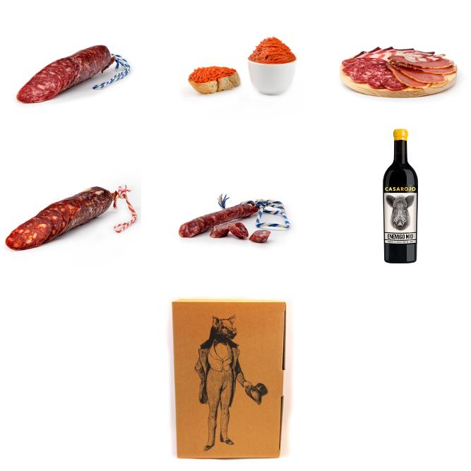 chato hucha con vino (1)